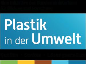 BMBF - Plastik in der Umwelt Logo